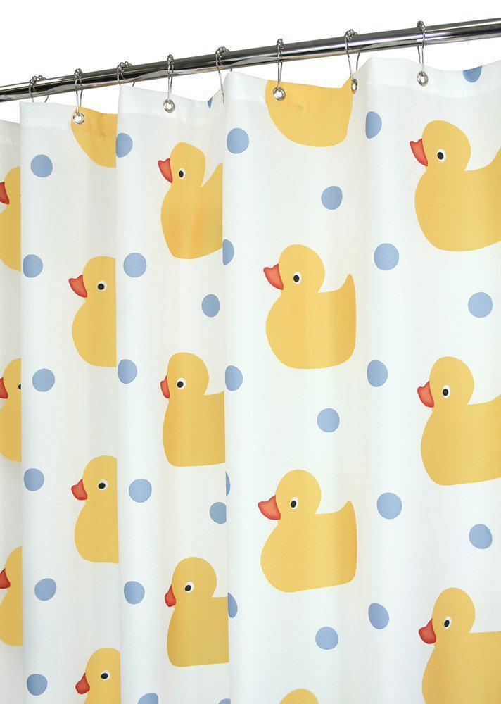 Unique Kids Shower Curtains