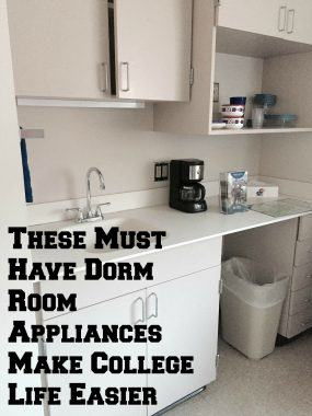 Dorm Room Appliances