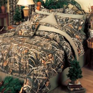 Camouflage Bedroom Decor - Home Sweet Decor