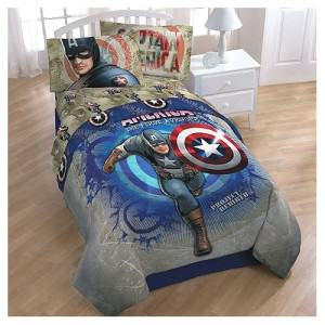 Captain America Bedroom Decor - Home Sweet Decor