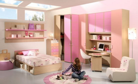 Girls Bedroom Ideas - Home Sweet Decor