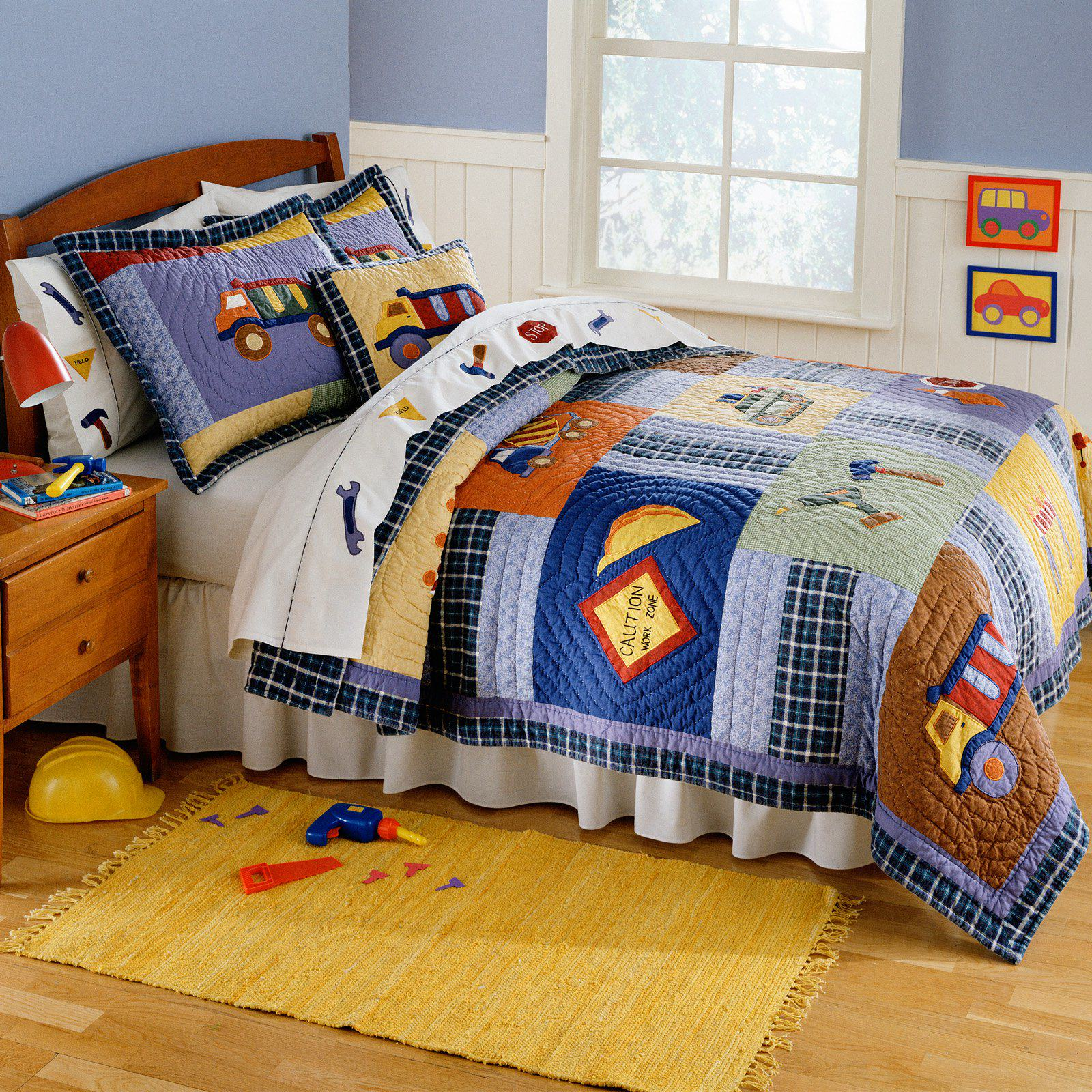 Boys bedroom ideas for Kid room decor