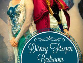 Disney Frozen Bedroom Decorating Ideas