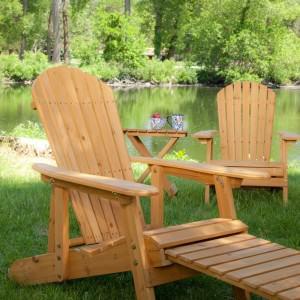 Adirondack Chairs- Home Sweet Decor