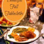 Great Fall Tablecloths