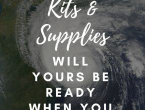 Emergency Kits Supplies