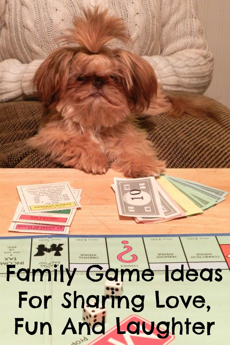 Family Game Ideas
