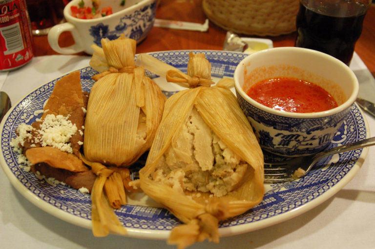 Easy Homemade Tamales Recipe