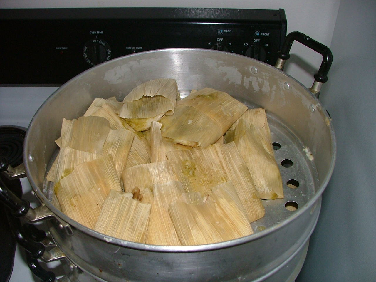 Easy Homemade Tamales Recipe With Chicken