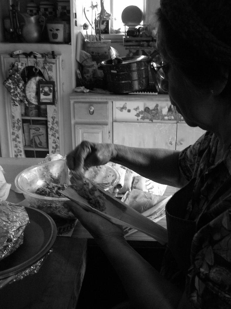 Easy Homemade Tamales