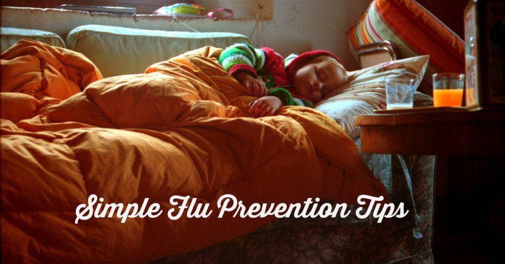 Simple Flu Prevention Tips