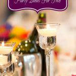 Valentine Dinner Party Ideas