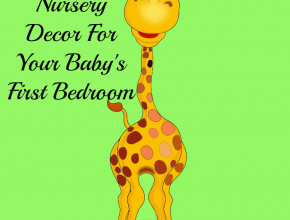 Giraffe Nursery Decor