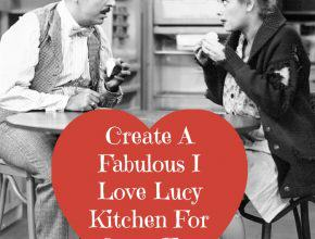 I Love Lucy Kitchen