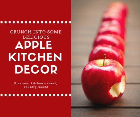 Apple Kitchen Decor