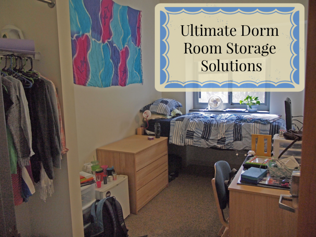 Dorm Room Storage Solutions