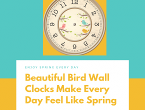 Bird Watch Clocks