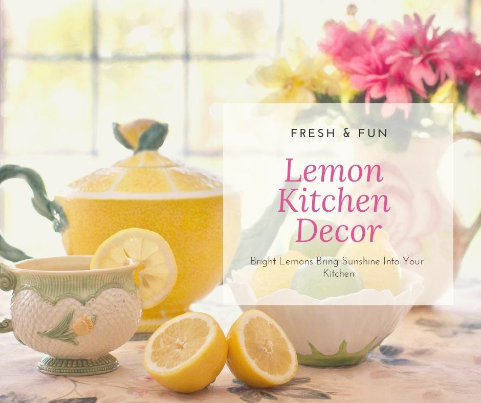 Prime Lovely Lemon Kitchen Decor Fun Kitchen Decorations Interior Design Ideas Helimdqseriescom