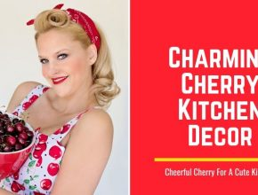 Cherry Kitchen Decor
