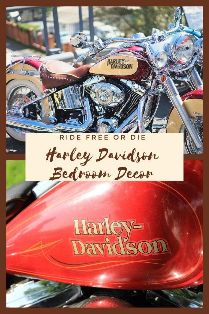 Harley Davidson Bedroom Decor